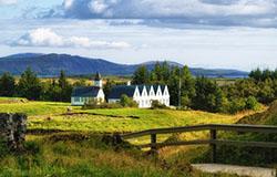 Thingvellir - zwischen zwei Kontinenten