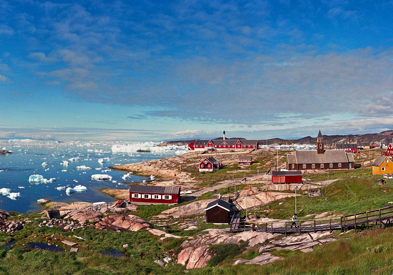 Ilulissat Grönland