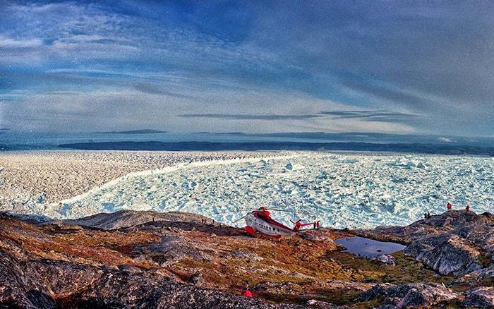 Traumreise Grönland
