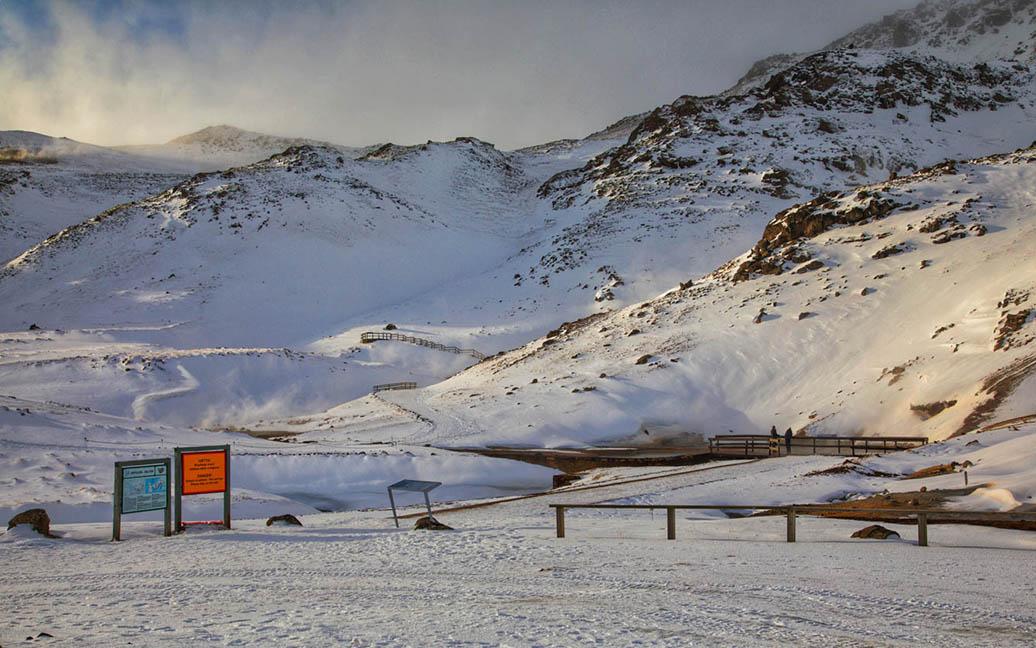 Geothermalgebiet Seltún – Krýsuvík