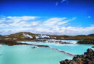 Blaue Lagune - Island - Iceland