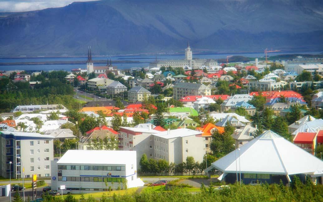 Reykjavik – Hallgrimskirche – Asmundur Sveinsson Museum