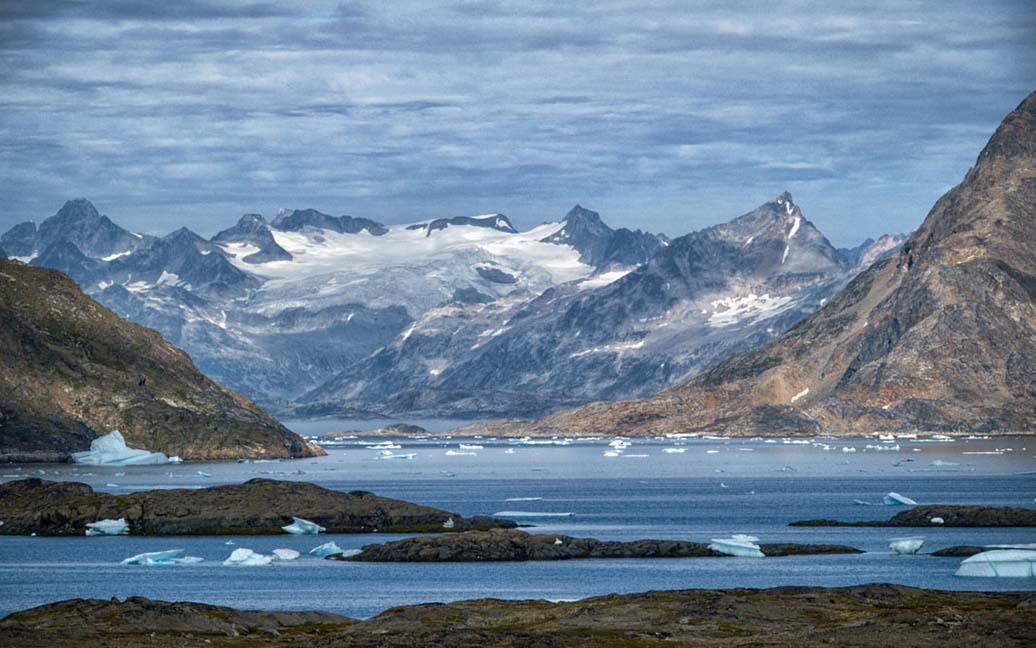 Kulusuk im Osten von Grönland