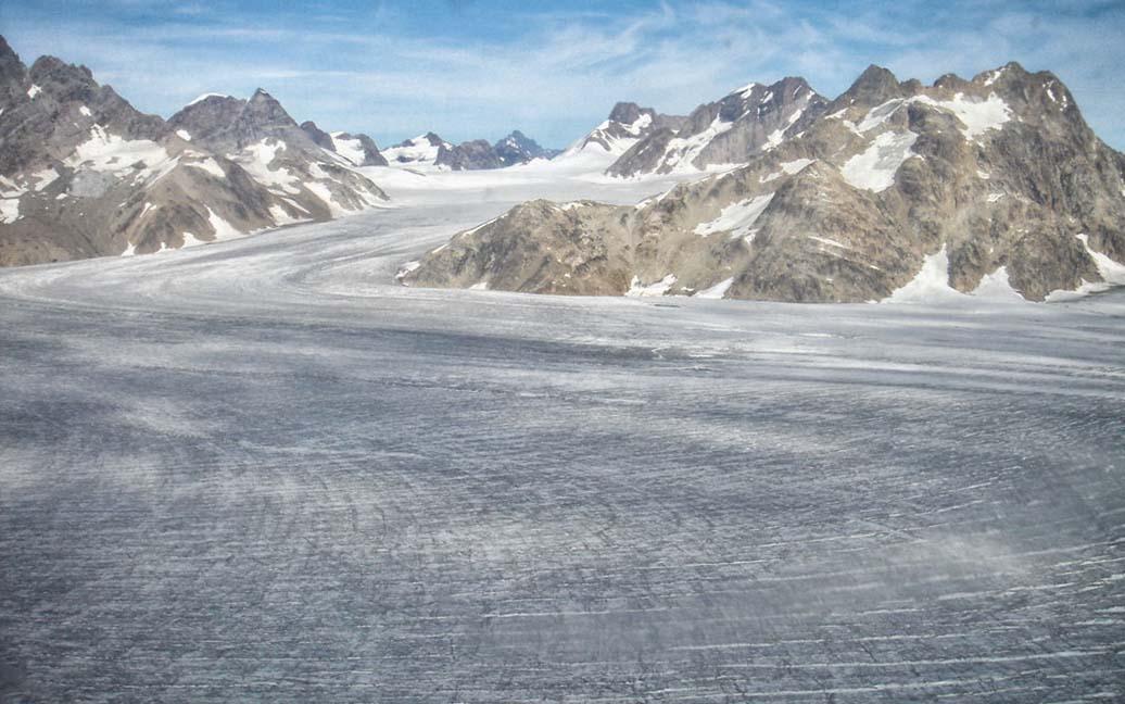 Flightseeing – Grönlands Eiswelten