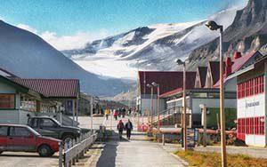 City von Longyearbyen