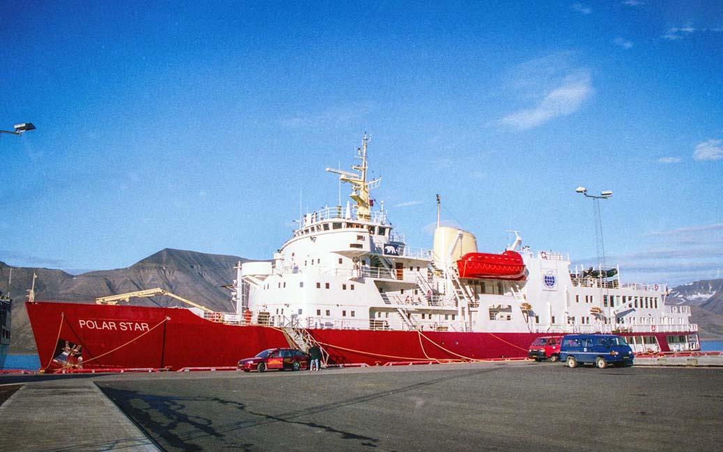 Die M.V. Polarstar – Expeditionsschiff mit Eisklasse