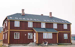 Nordpol Hotel - Ny Ålesund