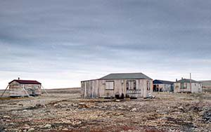 Kinnvika - eine verlassene Forschungsstation