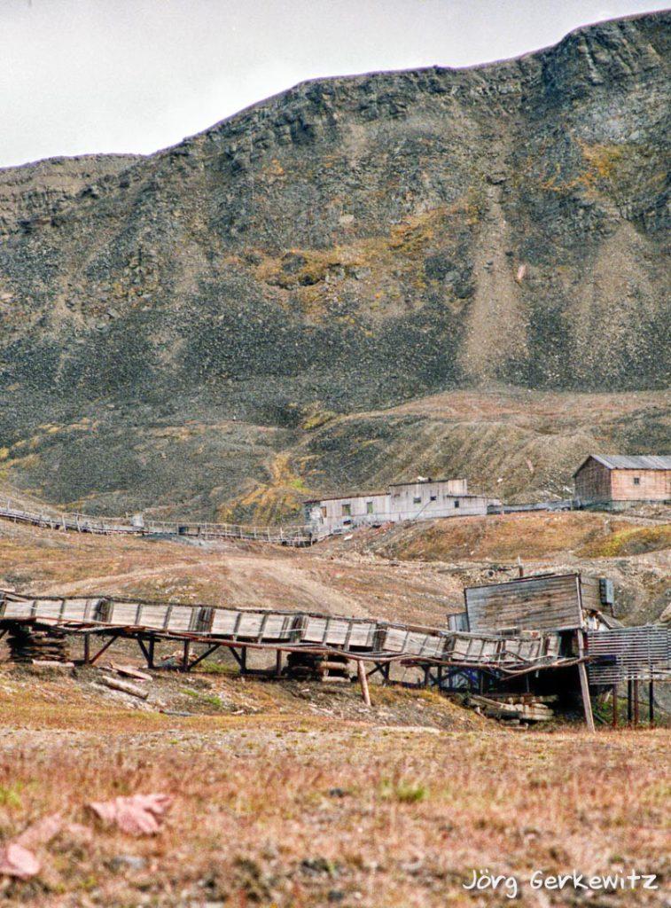 Erste russische Siedlung der
