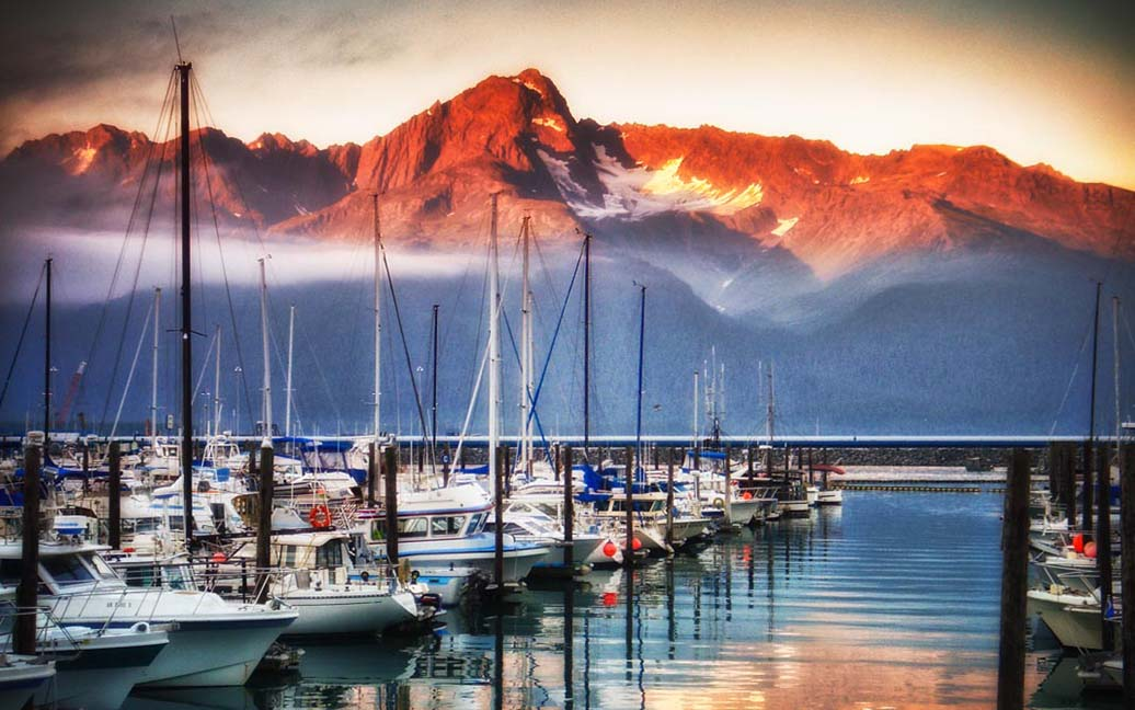Seward – das Gateway to Alaska