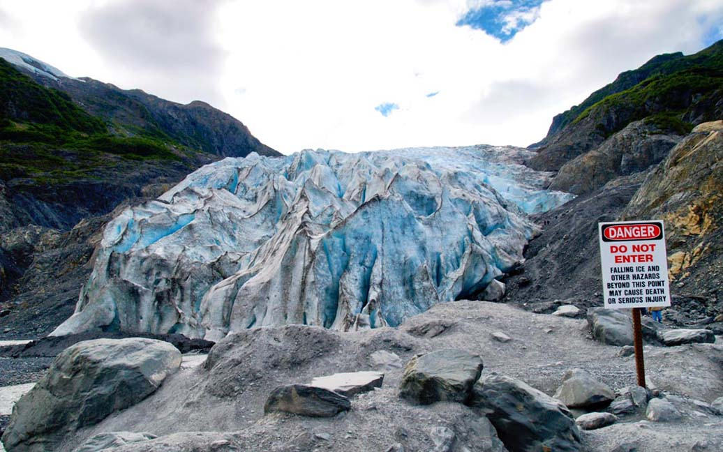 Harding Icefield Trail – Exit Glacier