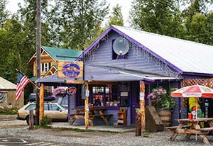 Talkeetna Downtown
