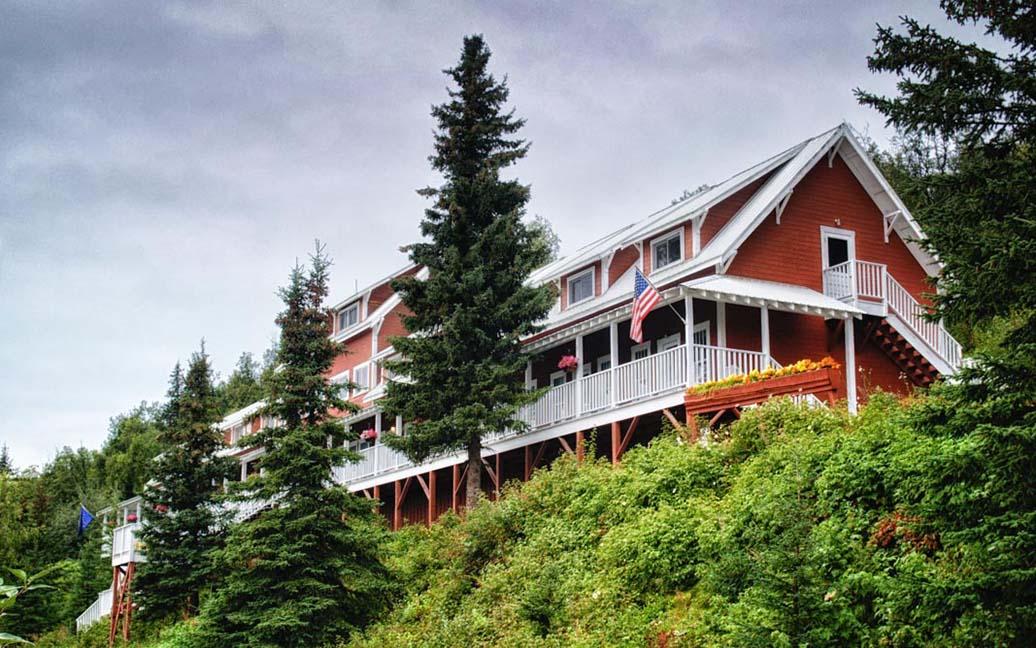 Kennicott – Im Wrangell Mountains – St. Elias Nationalpark
