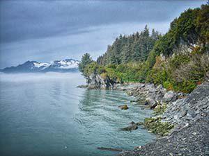 Valdez - Fähre nach Whittier