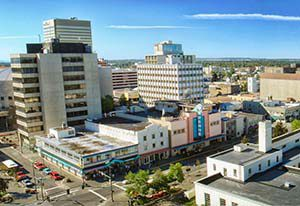 Anchorage Downtown 4th Street