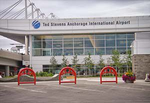 Am Ted Stevens Anchorage International Airport