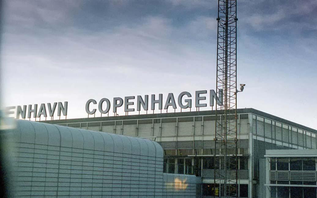 Flug nach Kangerlussuaq (Søndre Strømfjord) Grönland