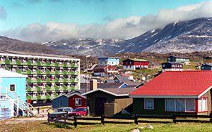 Nuuk – Godthåb – Die Hauptstadt Grönlands