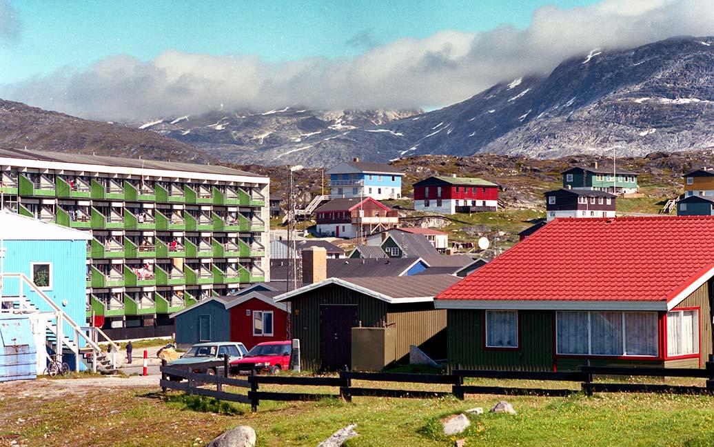 Nuuk - Godthåb - Die Hauptstadt Grönlands
