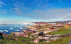Ilulissat – Jakobshavn – Stadt der Eisberge