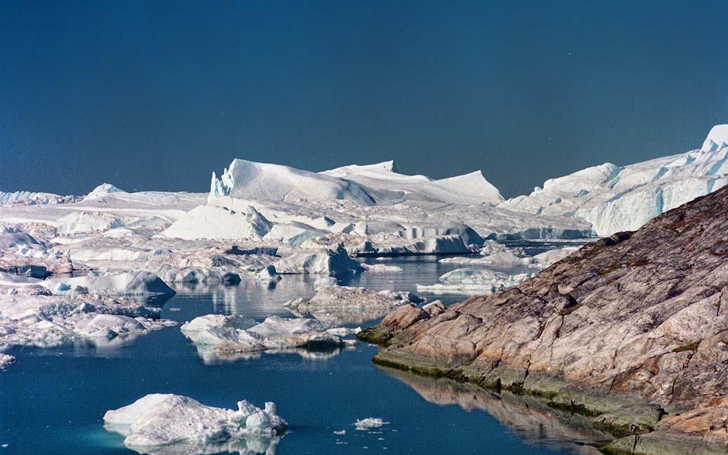 Wanderung zur Inuitsiedlung Sermermiut und zum Ilulissat Eisfjord (Kangia)