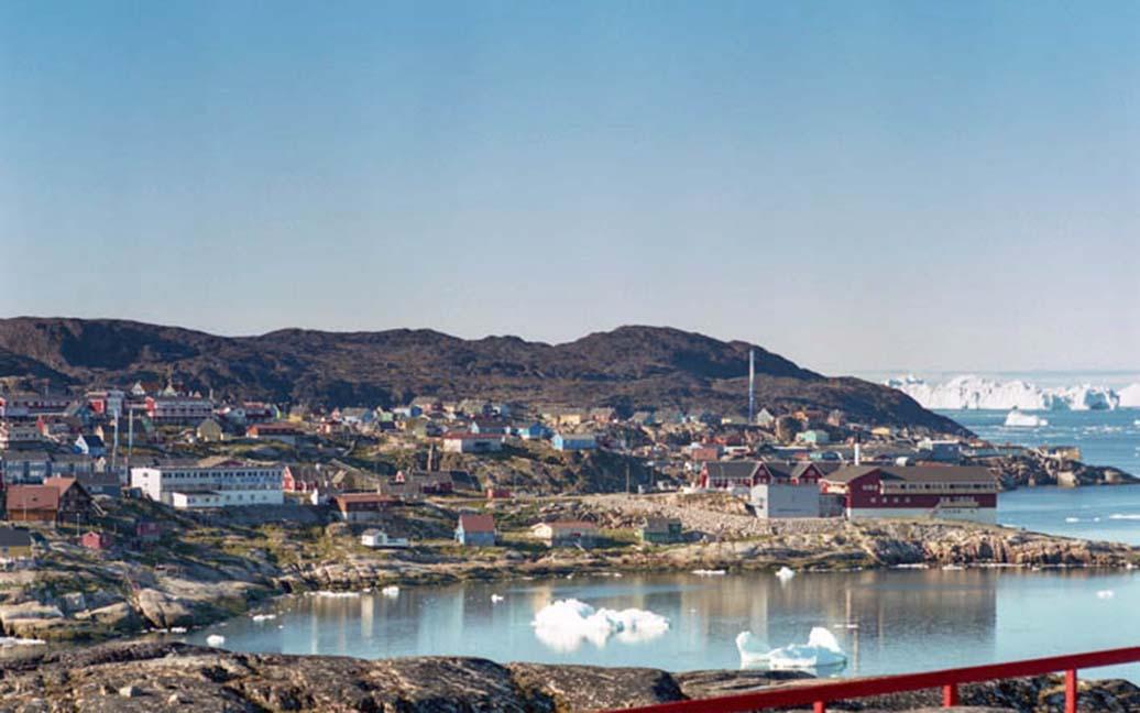Ilulissat und der mächtige Eisfjord