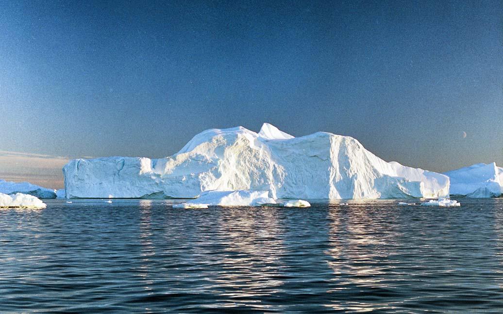 Mitternachtssonne – Eisbergsafari im Ilulissat Eisfjord