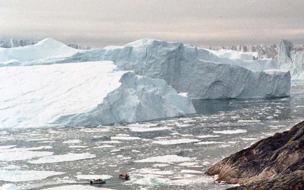 Sermermiut - Majestätische Eisberge