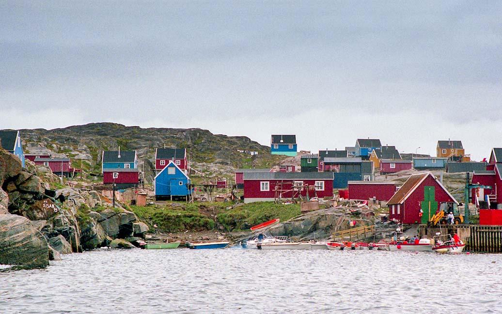 Saattut – Bootstour im Uummannaq Fjord