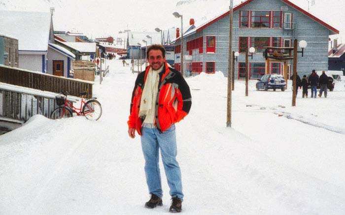 Der letzte Tag in Longyearbyen