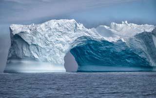 Eisberge um Kulusuk