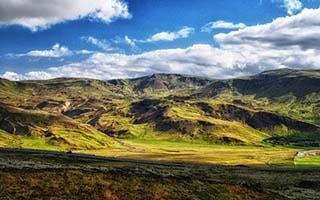 Iceland Insel aus Feuer und Eis